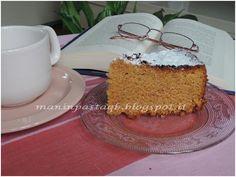 Torta con il torrone  http://maninpastaqb.blogspot.it/2014/01/torta-con-il-torrone.html