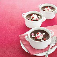 Chocolate Pots de Crème - (Recipe) www.myrecipes.com...