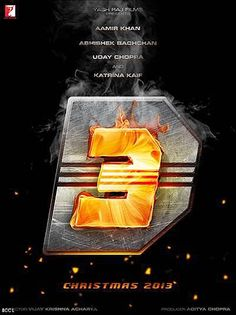 Check out the first look of movie 'Dhoom 3'