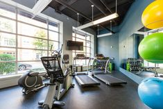 Stack up those steps on miles of running paths, bike trails, and parkways. Updated amenities include an upgraded fitness center, club room, package lockers, and much more! #Amenities #WI #Apartments #1910onWater