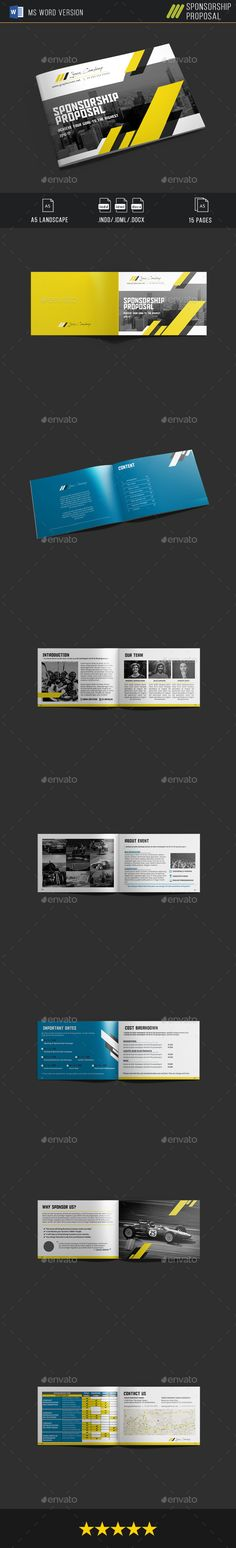 Gstudio Website Proposal Template V2 Proposal templates, Website - website proposal template