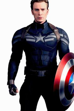Pin by dhara patel on chris evans chris evans captain americ Captain America Pictures, Captain America Movie, Chris Evans Captain America, Avengers Team, Avengers Outfits, Marvel Avengers Assemble, Avengers Cartoon, Marvel Comics, Marvel Heroes