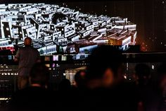 "Genius Loci Weimar 2015 // Atrium Weimar // MammasONica ""Zoetropolis"" // © Henry Sowinski"