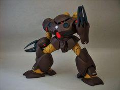 Old kit 1/144 Zugokku E