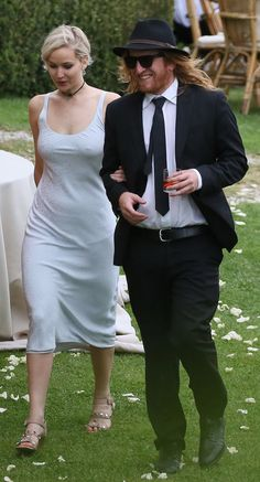 JENNIFER LAWRENCE at a Friend's Wedding in Florence 05/27/2016