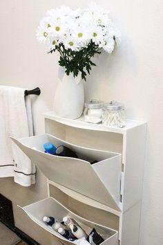 BrightNest | An Organization Powerhouse: storage using IKEA Trones- comes in 3 pks by rosa