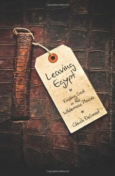 Leaving Egypt: Finding God in the Wilderness Places, by Chuck DeGroat - # 3, Top Books I read in 2012