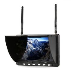 7 inch 5.8G 40CH FPV Monitor Display Screen Set