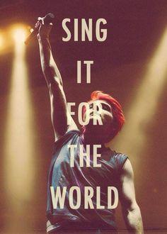 Love this photo of Gerard