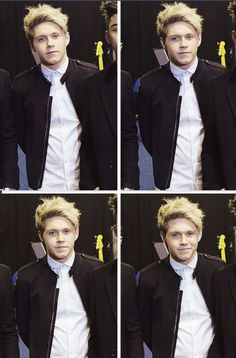 But his hair and that little smirk in the last picture