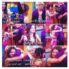 Auslly this is so cute