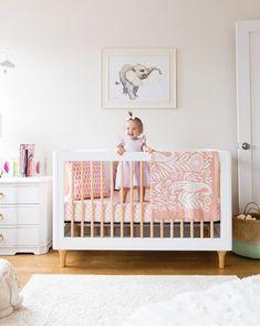Soft pastel interior!