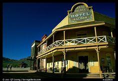 Saloon, Old Tucson Studios, Tucson, AZ