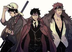 One Piece Meme, One Piece Funny, One Piece Comic, One Piece Fanart, One Piece Images, Trafalgar Law, Fandom, Nico Robin, Kawaii Anime