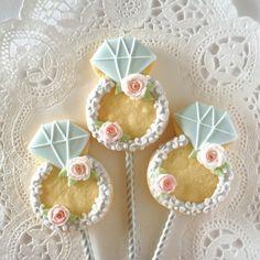 photoprop cookies for wedding