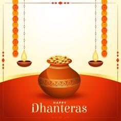 Happy Dhanteras Wishes, Shubh Dhanteras, Smoke Background, Art Cart, Diwali Festival, Sale Banner, Happy Diwali, Purple Backgrounds, Banner Design