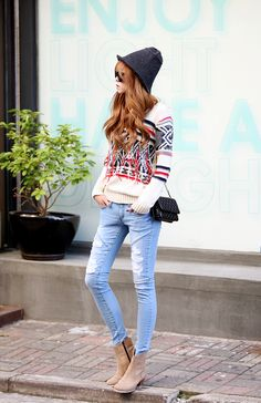 korean fashion - ulzzang - ulzzang fashion - cute girl - cute outfit - seoul style - asian fashion - korean style - asian style - kstyle k-style - k-fashion - k-fashion Teen Fall Outfits, Outfits Otoño, Casual Outfits For Teens, Winter Outfits, Summer Outfits, School Outfits, Grunge Outfits, Summer Clothes, Teens Clothes