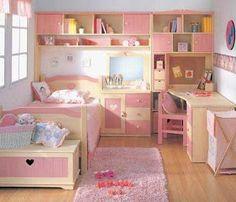49 Trendy Bedroom Ideas For Teen Girls Sharing Storage Small Room Bedroom, Trendy Bedroom, Girls Bedroom, Bedroom Decor, Bedroom Ideas, Bedrooms, Kids Bedroom Designs, Home Room Design, Kids Room Design