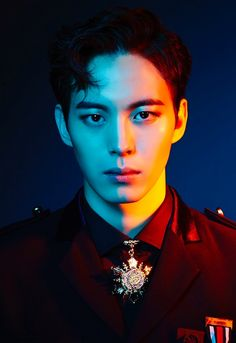 "HONGBIN x VIXX | ""The Closer"" Photoshoot"