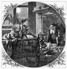 Thomas Nast Illustrations | Christmas Artwork - Thomas Nast on Pinterest | Christmas Drawing ...