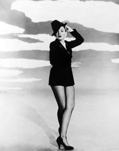 Judy Garland...the woman could dance and sing!