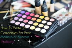 How To Get Free Makeup Samples By Writing To Companies: An Experiment With Results