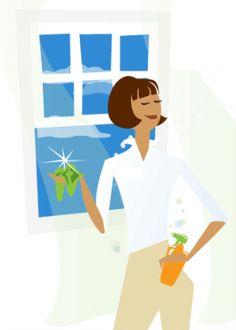Calendário de Rotina Doméstica: limpeza e manutenção. | Ana Afonso