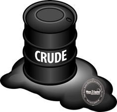 Crude oil futures closed lower in the domestic market on Monday on growing expectations that the U.S. Federal Reserve could raise interest rates as early as next month