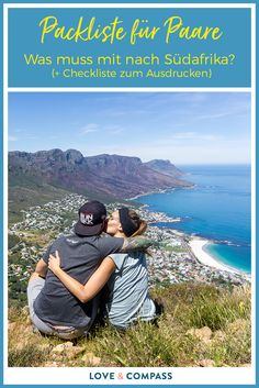 Ihr plant eine Reise oder einen Urlaub nach Südafrika? In dieser Packliste findet ihr alles wichtige zum Thema Packen & Kleidung.