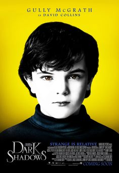Little Gully McGrath is David Collins in this character poster from Dark Shadows movie David Collins, Fast And Furious, New Movies, Good Movies, Dark Shadows Movie, Jeter Un Sort, Film Tim Burton, Empire, Weird