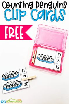 Free Counting Pengui