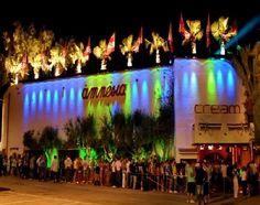Ammesia Nightclub San Antonio Ibiza Spain