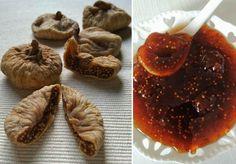 Dried Fig Jam – Dilek Erol – Diet and Nutrition Smoothie Detox, Nutrition Drinks, Diet And Nutrition, Fig Jam, Dried Figs, Vegetable Drinks, Healthy Eating Tips, Snacks, Sweet Cakes