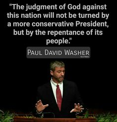 Unfortunately this is true, I'm afraid. As long as we allow abortions to be committed in this country how can we expect God to help us out of the mess we are in? Amazing Quotes, Great Quotes, Inspirational Quotes, Lds Quotes, Biblical Quotes, Truth Quotes, Christian Faith, Christian Quotes, Paul Washer Quotes