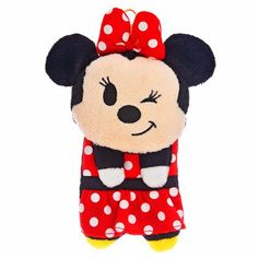 Minnie Mouse Ticket & Card Holder