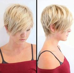 Messy Long Pixie Haircuts for Fine Hair