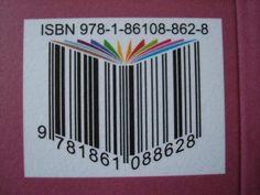 Book barcode