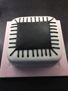 Trampoline/trampolining cake instructions