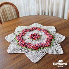 Receita • Centro de Mesa Colori - EuroRoma