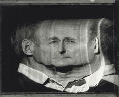 Irving Penn - Self Portrait.
