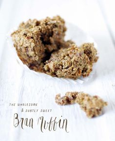 Yum! Bran Muffins from Good Things Grow