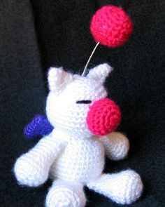 Moogle  Doll Pattern By Amy Shimel Copyright Amy Shimel  2007 For personal use only. Not for resale or to create resale items.  Design Notes...