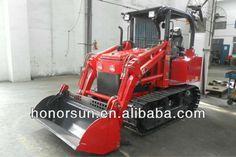 Source all terrain mini dozer/crawler tractor/mini track loader on m.alibaba.com