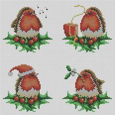 Points de croix *@* Christmas