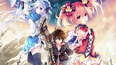 Fairy Fencer F: Advent Dark Force Comes to Steam on Valentine's Day