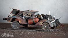 pinewood derby car -