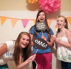 Sweet 13; Photoshoot; spa Birthday Party Ideas | Photo 1 of 56