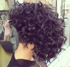 We all love a little HAIR drama. Curly Hair Tips, Short Curly Hair, Short Hair Cuts, Curly Hair Styles, Natural Hair Styles, Bob Haircut Curly, Blonde Hair Looks, Crochet Hair Styles, Great Hair