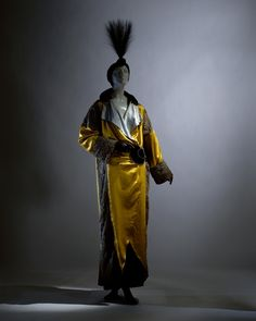 Opera coat by Paul Poiret, 1912 France (Paris), Met Museum