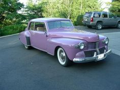 old lincoln cars | Classic Cars For Sale - 1942 Lincoln Continental Coupe - Classic Cars ...